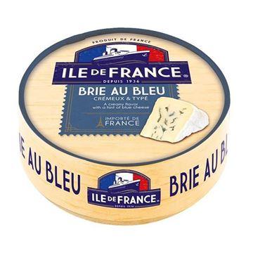Picture of CHEESE ILE DE FRANCE BRIE AU BLEU 125 G (FRANCE)
