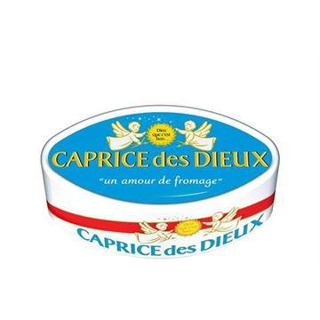 Picture of CHEESE CAPRICE DES DIEUX ORIGINAL 125 GR (FRANCE)