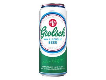 Imagen de GROLSCH 0,0% ALCOHOL LATA 500 ML (HOLANDA)