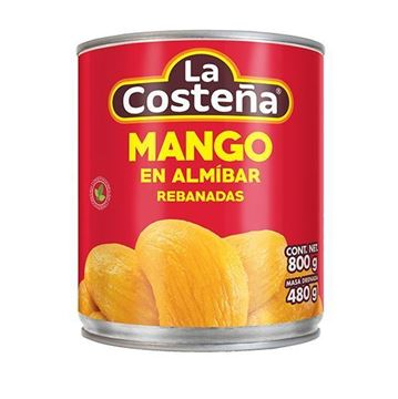 Picture of MANGO IN SLICES 800 GR (MEXICO)