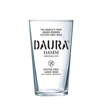 Picture of Damm Daura Vaso pinta - Pack x 6