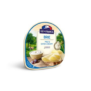 Picture of CHEESE ILE DE FRANCE BRIE 150 G (FRANCE)