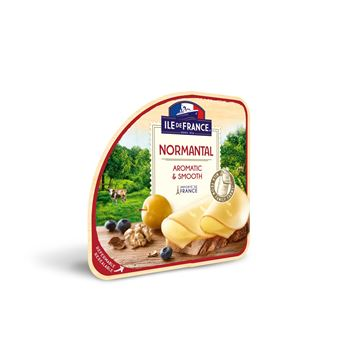 Picture of CHEESE ILE DE FRANCE NORMANTAL 150 G (FRANCE)